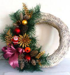 Купить Рождественский Венок Сено