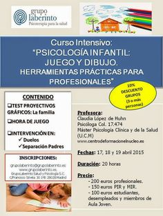 Centro de formación El Nucleo: PSICOLOGÍA INFANTIL