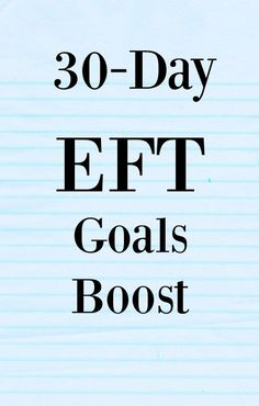 EFT Goal Boost - Free checklist to help you achieve your goals using EFT (emotional freedom techniques) - Tapping on meridian points to release negative energy and improve the positive energy. Eft Technique, Meridian Points, Eft Tapping, Daily Goals, Achieve Your Goals, Self Help, Positivity, Freedom, Acupressure