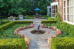 Terrace Parterre Garden on Pinterest Formal Gardens