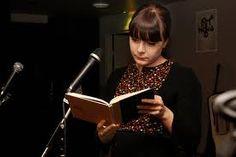 Sanna Karlström, Finnish poet Poet, Finland