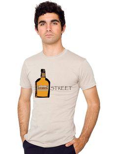 Bourbon Street Unisex TShirt  S M L XLarge by NolaTawk on Etsy, 22.00