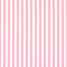 Classic Stripes 0,5 cm, 7 - Coton - rose