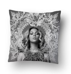 Beyonce News Undressing Pillow Cover #beyonce #Home&Living #HomeDécor #DecorativePillows #pillowcover #throwpillowcover #throwpillow #decorativepillow #funnypillowcover #humorousgift #monsterpillow #pillow #loveyoumorepillow #valentinedaygift #giftforhim #grandmagift