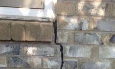 Plano, Texas Cracked Bricks Due To Bad Foundation