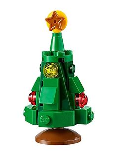 LEGO Holiday Mini Build Set - Little Christmas Xmas Tree (with Presents) 10245 Lego Christmas Village, Noel Christmas, Lego Santa's Workshop, Santas Workshop, Lego Ornaments, Lego Tree, Lego Advent Calendar, Lego Decorations, Lego Winter