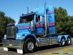 UltimateSemiTrucks.com: Australian Trucks - Short Hood Western Star