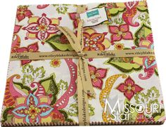 Bohemian Festival Layer Cake from Missouri Star Quilt Co