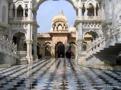 Birthplace of Lord Krishna. ISKON, Vrindavan