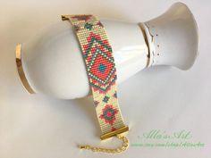 geometrische armband loom armband inheemse stijl armband bead