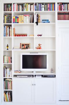 The Yvestown Blog - The Bookcase