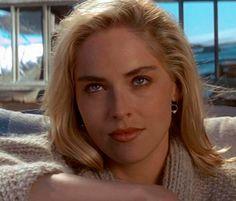 """Sharon Stone. """"Basic Instinct"""" (1992, Paul Verhoeven)"""