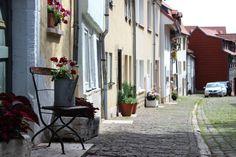 """Als """"die blühendste Stadt Europas"""" wird Bad Langensalza bezeichnet, auf Werbeflyern ist sie die """"Kur- und Rosenstadt"""". Warum? Bad Langensalza, Blog, City, Viajes, Blogging"""