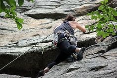 #Climb the #Gunks at