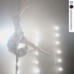 This is so pretty. Haven't seen this variation before.  Repost @poledancemelun  #picture from backstage of Cécile during the video shooting of the new teaser of Pole Dance MELUN  #poledance #polefitness #polesport #poledancing #poledancer #poledancemelun #poleteacher #poleschool #poledanceschool #melun #cecilepoledance #badkittypride #badkitty