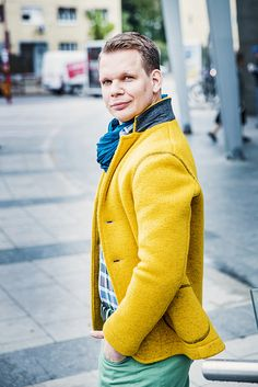 Hravá a veselá žltá farba vyčaruje náladu a úsmev v akomkoľvek počasí.