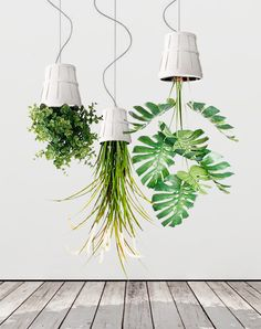 Our favorite IKEA hacks of all time. Everything from IKEA beds, to standing desks to dining tables. DIY furniture projects for every room. Hanging Planters, Hanging Baskets, Potted Plants, Indoor Plants, Upside Down Plants, Pot Plante, Outdoor Dining Furniture, Best Ikea, Deco Floral