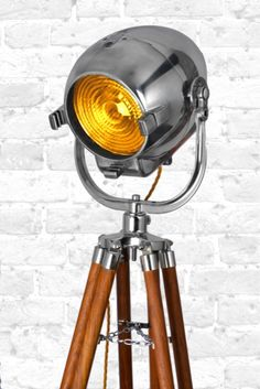 Strand Patt 123 - Vintage Industrial Tripod Light - Theatre Lamp Art Deco http://www.ebay.com/itm/Strand-Patt-123-Vintage-Industrial-Tripod-Light-Theatre-Lamp-Art-Deco-/320903997489?pt=UK_Antiques_AntiqueFurniture_SM=item4ab75e6831#ht_1313wt_1267