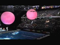 ▶ FINA World Swimming Championships -Heliosphere projection content - YouTube