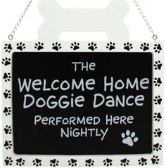 haha so cute, to hang near your front door.