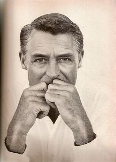 My father used to say, 'Let them see you and not the suit. That should be secondary.'  -Cary Grant,