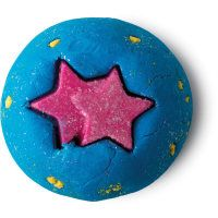 Big Bang bubble bar - smells nice, but half a bar didn't change the water's color and all the bubbles popped right away