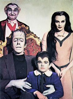 The Munsters...Munster Go Home