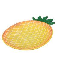 Dekoschale - Ananas - ca. 29 x 20 cm