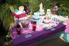 Kaylynn Cakes: Lalaloopsy Birthday