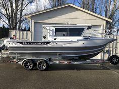 Aluminium Boats For Sale, Aluminum Boat, Bulkhead Doors, Yamaha, Cabin, River, Tools, Instruments, Cabins