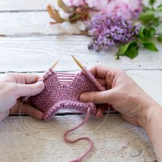 4 Common Knitting Mistakes and How to Fix Them | Martha Stewart