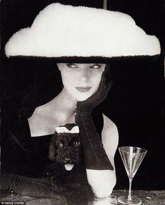 Vogue 1954, Photo by Henry Clarke