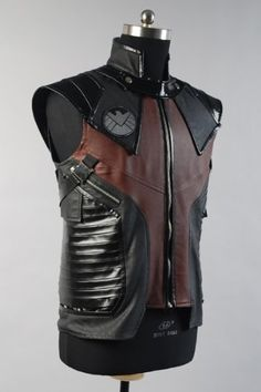 Amazon.com: The Avengers Clint Barton Hawkeye Vest Pants Costume Information: Toys & Games