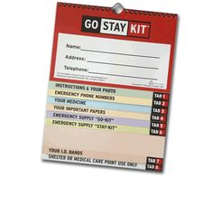 Go Stay Kit - The Ultimate Emergency Preparedness Kit