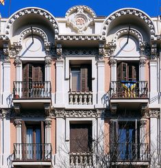 Barcelona - Comte Borrell 086 b | von Arnim Schulz