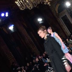 @anrealage_official #fashioweek #fashionshow #defile #show @parisfashionweek @prconsulting #CollezioniDonna @karolina_trawinska  via COLLEZIONI MAGAZINE OFFICIAL INSTAGRAM - Celebrity  Fashion  Haute Couture  Advertising  Culture  Beauty  Editorial Photography  Magazine Covers  Supermodels  Runway Models