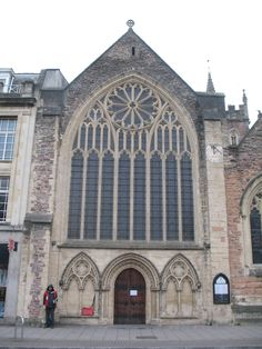 Lord Mayor's Chapel is gebouwd in 1230 als de kapel van het St. Mark's Hospital. De Lord Mayor's Chapel is nu nog het enige gebouw wat daarvan resteert.