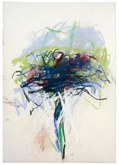 Joan Mitchell - Untitled 1992