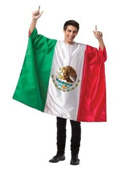 Flag Tunic Mexico
