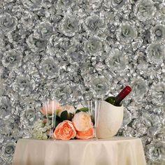 Flower Wall Backdrop, Wall Backdrops, Backdrop Stand, Flower Wall Decor, Wedding Backdrops, Wedding Decorations, Floral Backdrop, Hydrangea Not Blooming, Hydrangea Flower