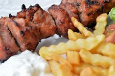 Viktväktarrecept Tandoori Chicken, Ethnic Recipes, Food, Eten, Meals, Diet