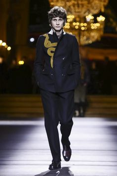 Dries Van Noten Menswear Fall Winter 2016 Paris
