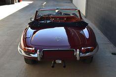Best classic cars and more! Jaguar Type, New Jaguar, Jaguar Cars, Jaguar Daimler, British Sports Cars, Best Classic Cars, E Type, Sport Cars, Vintage Cars