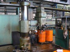 new in stock: Radialbohrmaschine - konventionell WMW BR 40 x 1250 №1124-020615 Baujahr get quote now!
