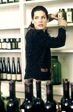 Sally's store, Verbena Botanicals, from the movie Practical Magic.