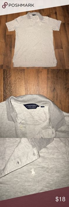 Large Ralph Lauren Golf Polo Shirt Herringbone Excellent condition Polo by Ralph Lauren Shirts Polos