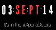 El próximo 3 de Septiembre es la fecha en la que Sony revelará nuevas sorpresas y el esperado Xperi...