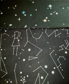 Night Sky Tarot Cloth. $10.00, via Etsy.