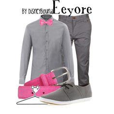 """""""Eeyore"""" by leslieakay on Polyvore"""
