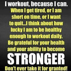 Motivational Health and Fitness Quote